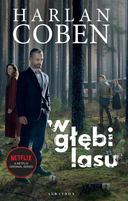 okładka W głębi lasu, Ebook | Harlan Coben