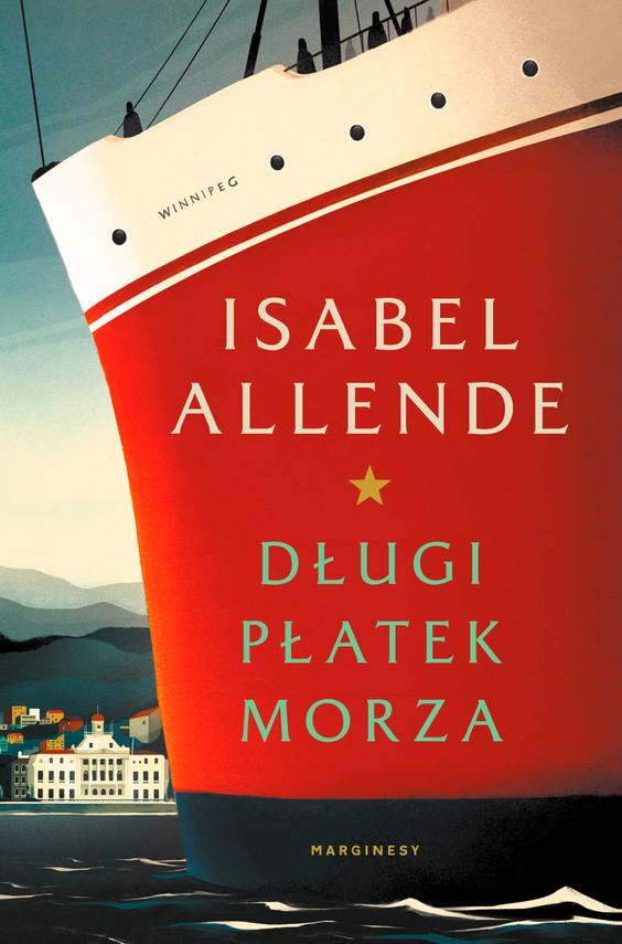 okładka Długi płatek morzaebook   epub, mobi   Isabel Allende