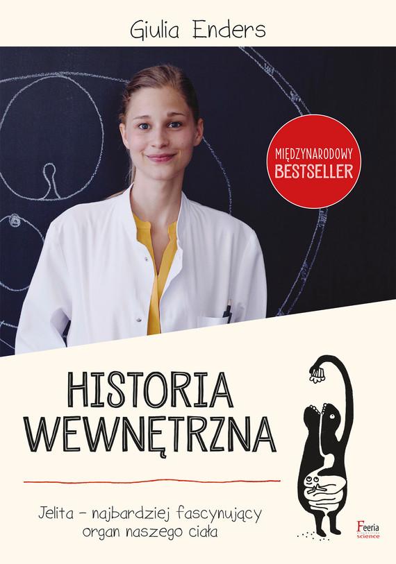 okładka Historia wewnętrzna, Ebook | Giulia Enders