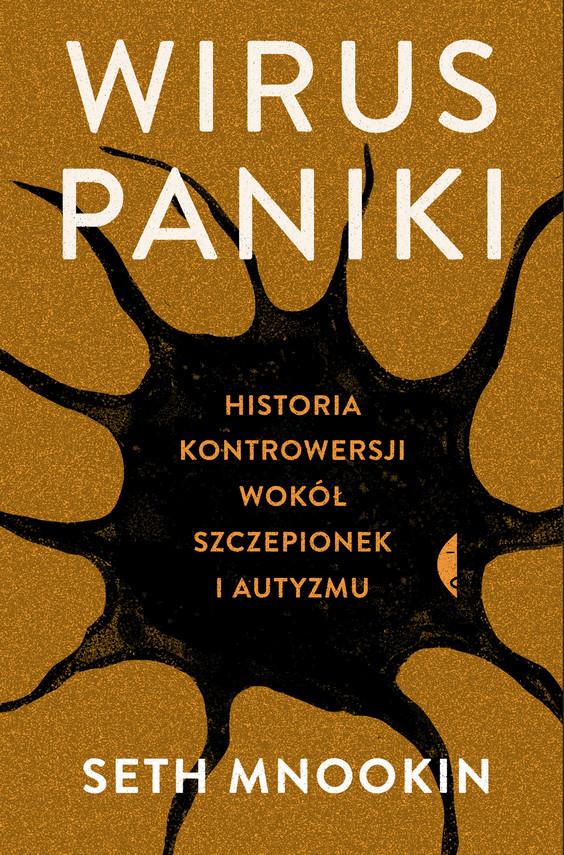 okładka Wirus paniki, Ebook | Seth Mnookin