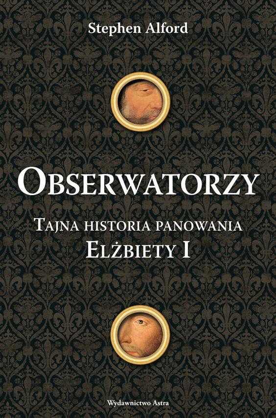 okładka Obserwatorzyebook | epub, mobi | Stephen Alford
