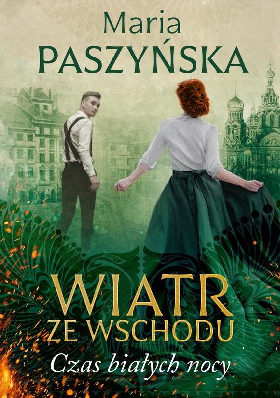 okładka Czas białych nocyebook   epub, mobi   Maria  Paszyńska