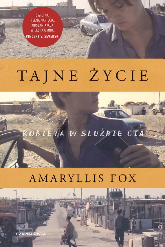 okładka Tajne życie, Ebook | Fox Amaryllis