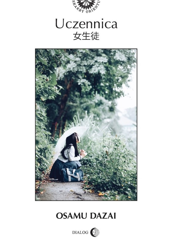 okładka Uczennica, Audiobook | Osamu Dazai