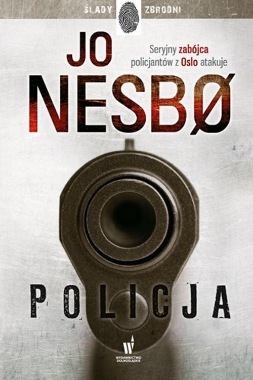 okładka Policja, Książka   Jo Nesbo