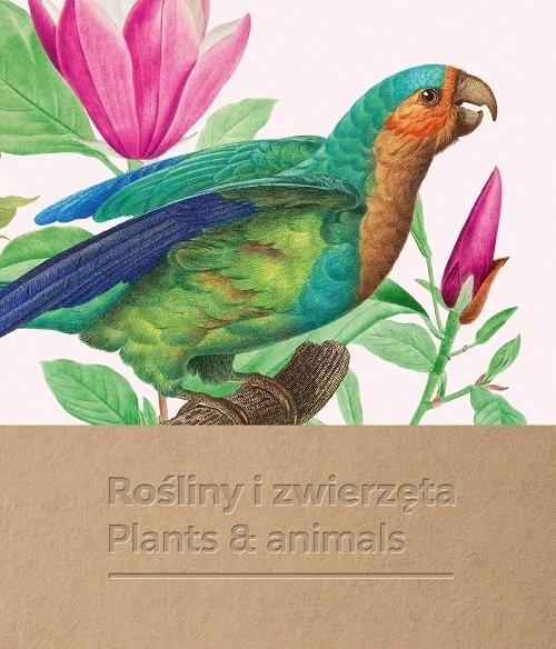 okładka Rośliny i zwierzęta Atlasy historii naturalnej w epoce Linneusza, Książka |