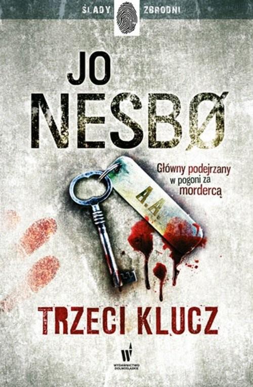 okładka Trzeci klucz, Książka   Jo Nesbo