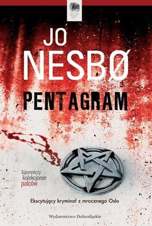 okładka Pentagram, Książka   Jo Nesbo