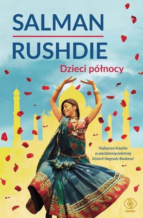 okładka Dzieci północy, Książka | Salman Rushdie