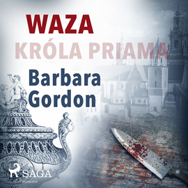 okładka Waza króla Priama, Audiobook | Gordon Barbara