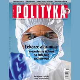 okładka AudioPolityka Nr 14 z 1 kwietnia 2020 roku, Audiobook | Polityka