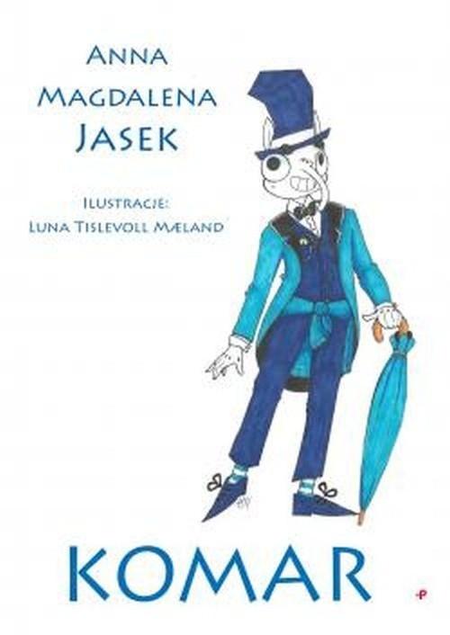 okładka Komarksiążka |  | Anna Magdalena Jasek