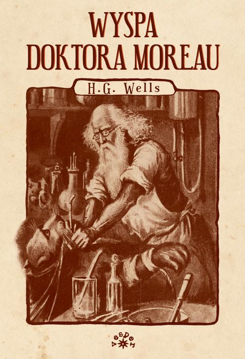 okładka Wyspa doktora Moreau, Książka | Herbert George Wells