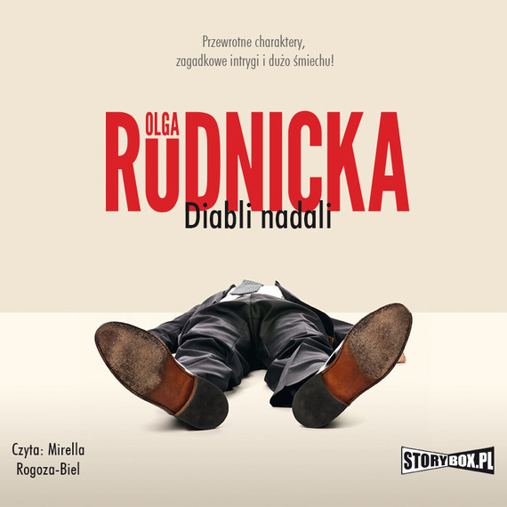 okładka Diabli nadaliaudiobook | MP3 | Olga Rudnicka