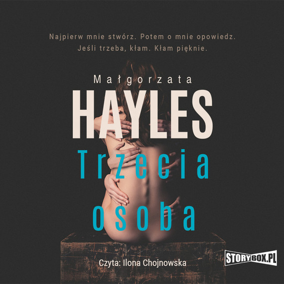 okładka Trzecia osoba, Audiobook | Małgorzata Hayles