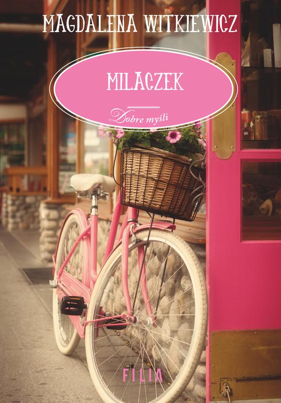 okładka Milaczekebook | epub, mobi | Magdalena Witkiewicz