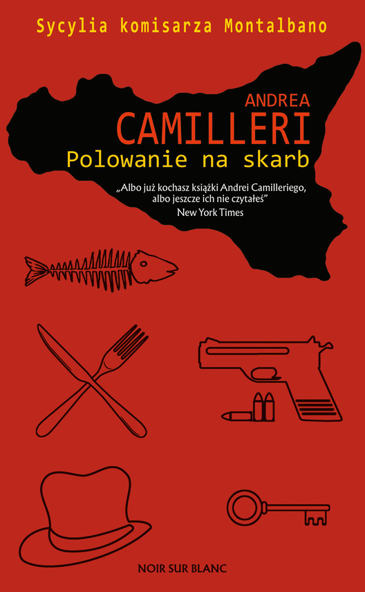 okładka Polowanie na skarbebook   epub, mobi   Andrea Camilleri