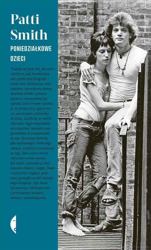 okładka Poniedziałkowe dzieci, Ebook   Patti Smith