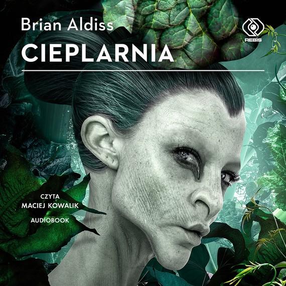 okładka Cieplarnia, Audiobook | Brian Aldiss