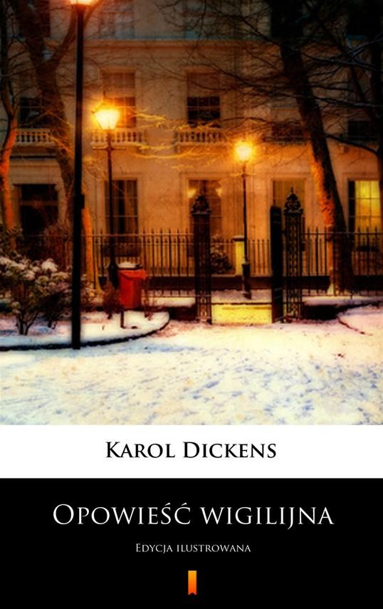 okładka Opowieść wigilijnaebook   epub, mobi   Charles Dickens