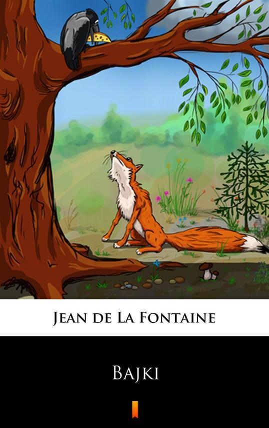 okładka Bajkiebook | epub, mobi | Jean de La Fontaine