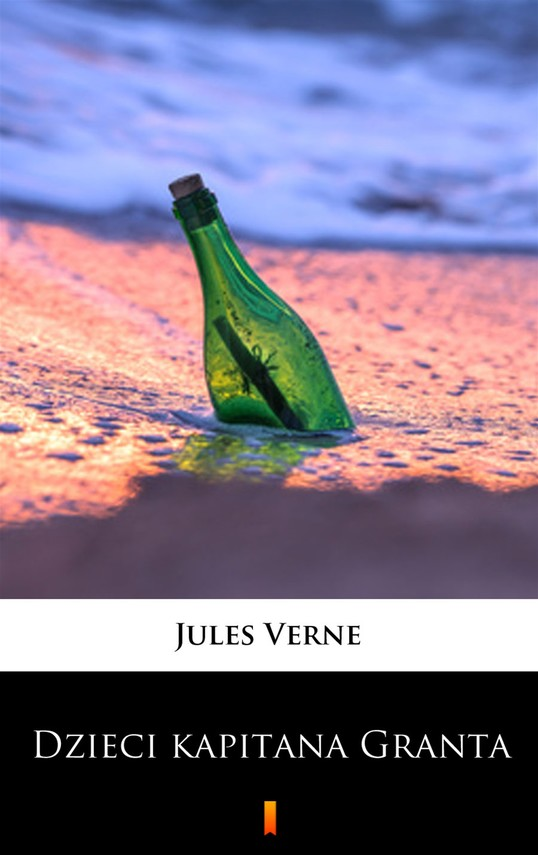 okładka Dzieci kapitana Grantaebook | epub, mobi | Jules Verne