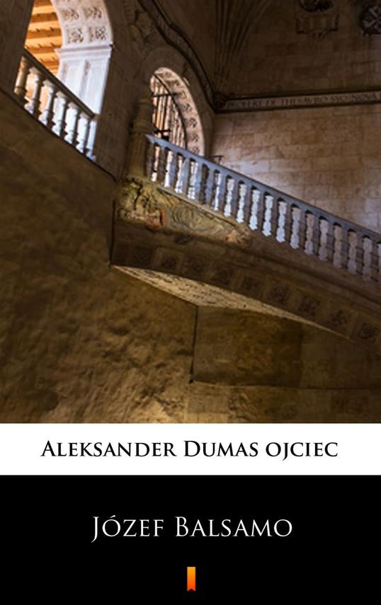 okładka Józef Balsamoebook | epub, mobi | Aleksander Dumas