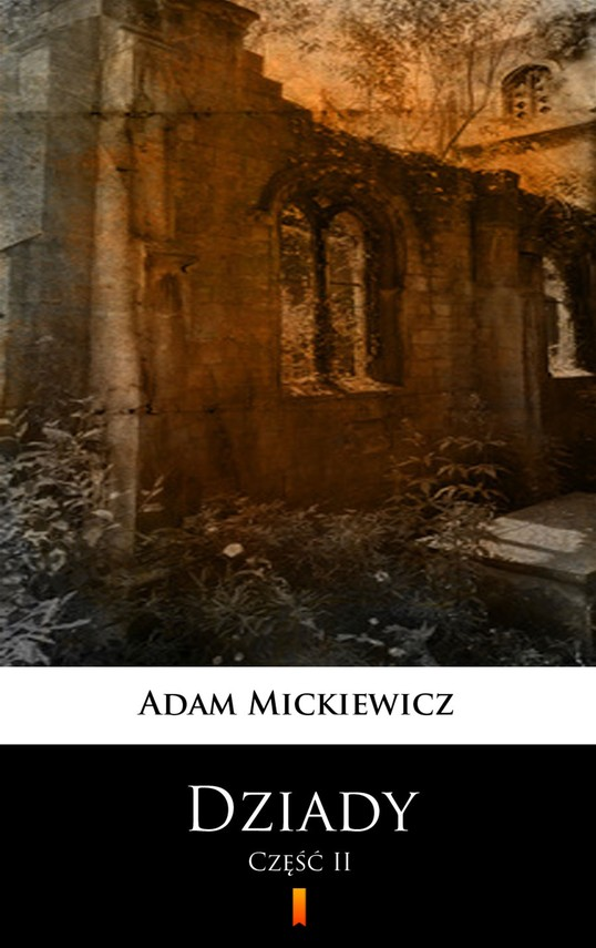 okładka Dziadyebook | epub, mobi | Adam Mickiewicz