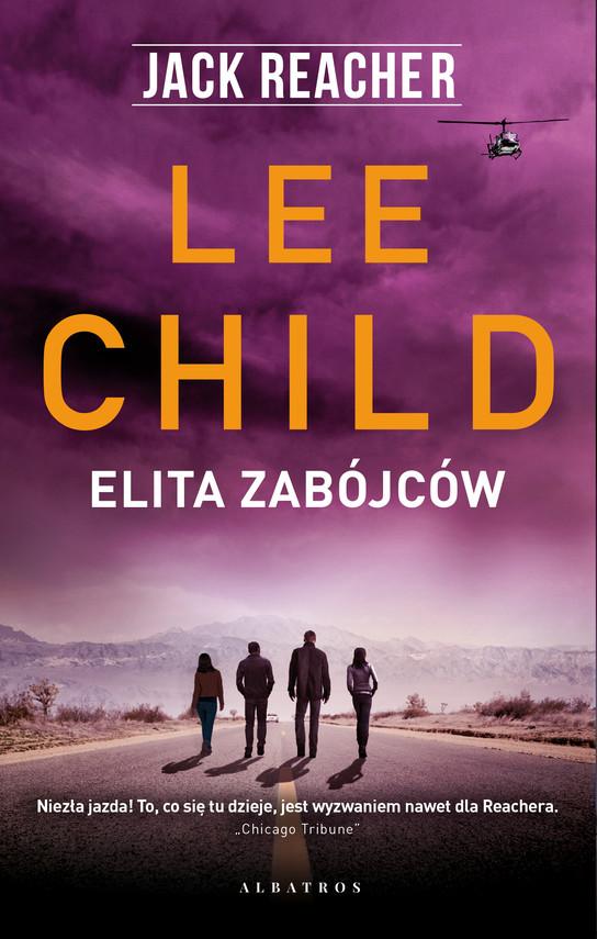 okładka Elita zabójców, Ebook | Lee Child