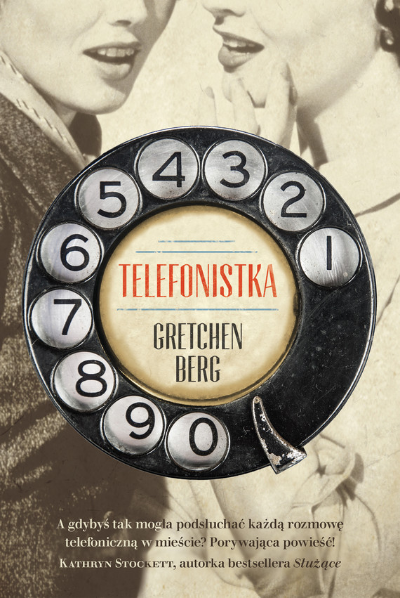 okładka Telefonistka, Ebook | Monika Skowron, Gretchen Berg