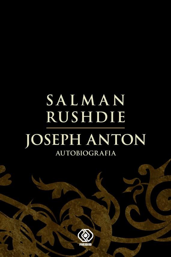 okładka Joseph Anton. Autobiografiaebook      Salman Rushdie
