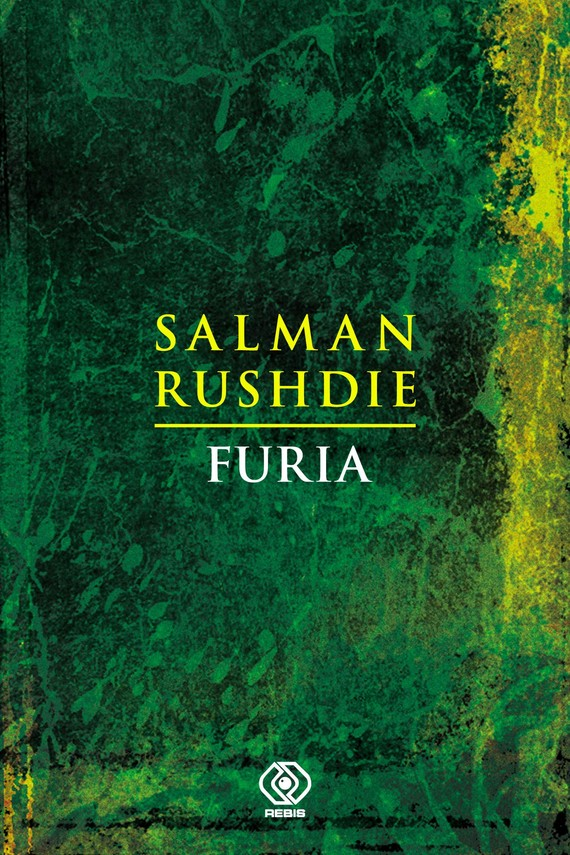 okładka Furia, Ebook | Salman Rushdie