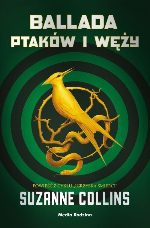 okładka Ballada ptaków i wężyksiążka |  | Suzanne Collins