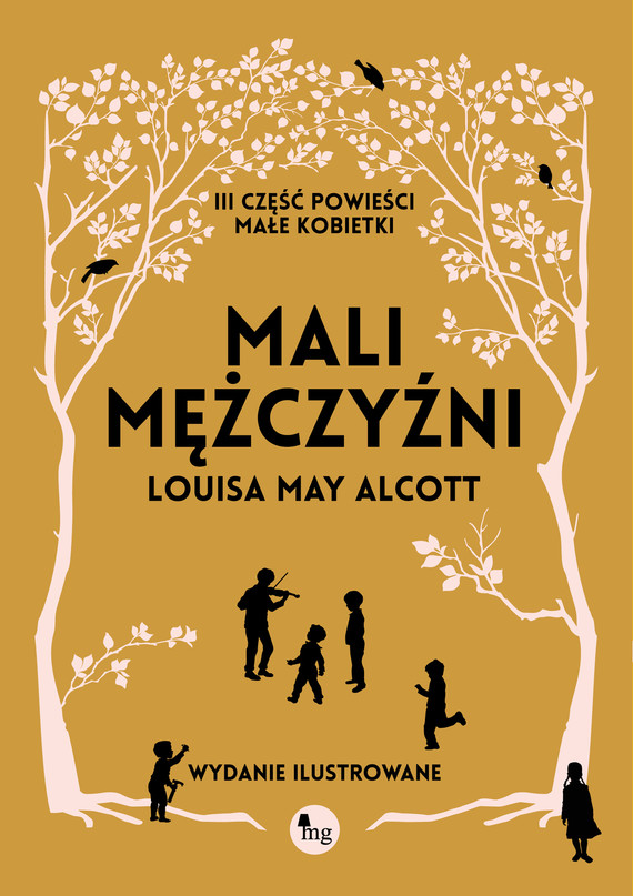 okładka Mali mężczyźni, Ebook | Louisa May Alcott