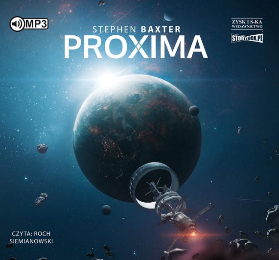 okładka Proxima, Audiobook | Stephen Baxter