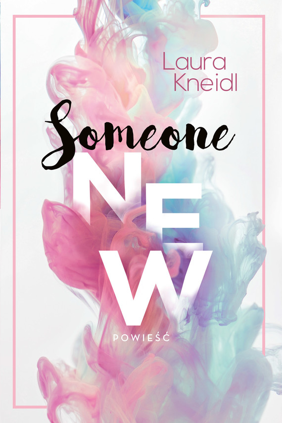 okładka Someone newebook | epub, mobi | Kneidl Laura