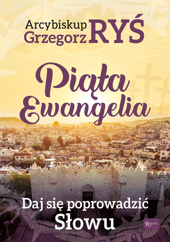 okładka Piąta Ewangeliaebook | epub, mobi | Grzegorz Ryś