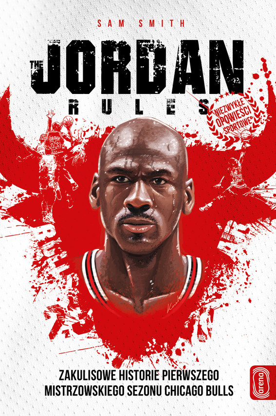 okładka The Jordan rules, Ebook | Smith Sam