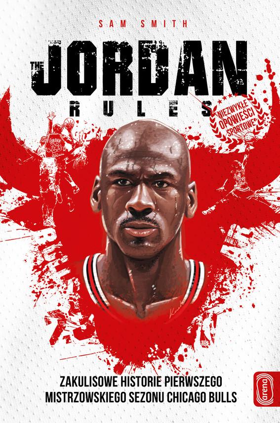 okładka The Jordan rulesebook | epub, mobi | Smith Sam