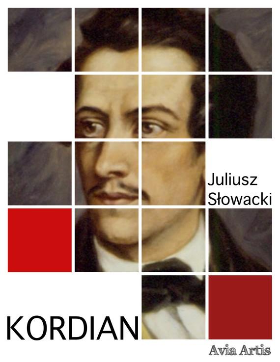 okładka Kordianebook | epub, mobi | Juliusz Słowacki