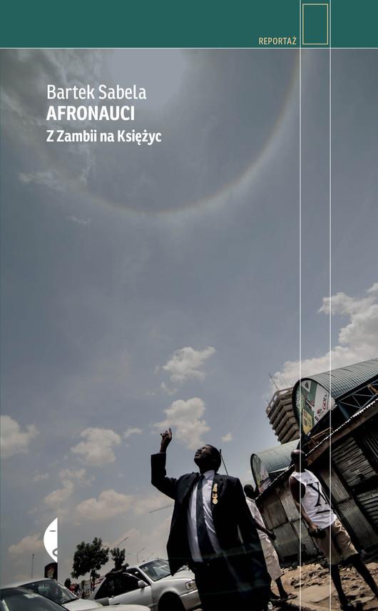 okładka Afronauciebook | epub, mobi | Bartek Sabela
