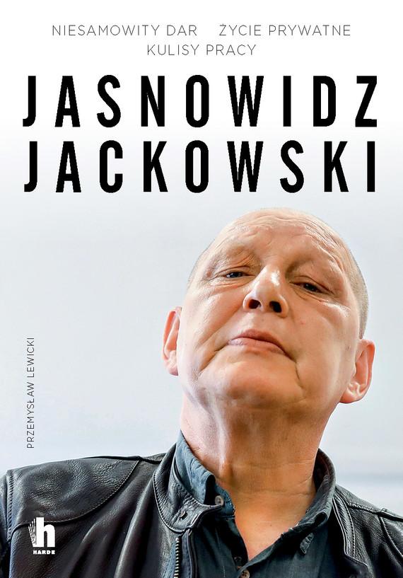 okładka Jasnowidz Jackowskiebook | epub, mobi | Lewicki Przemysław