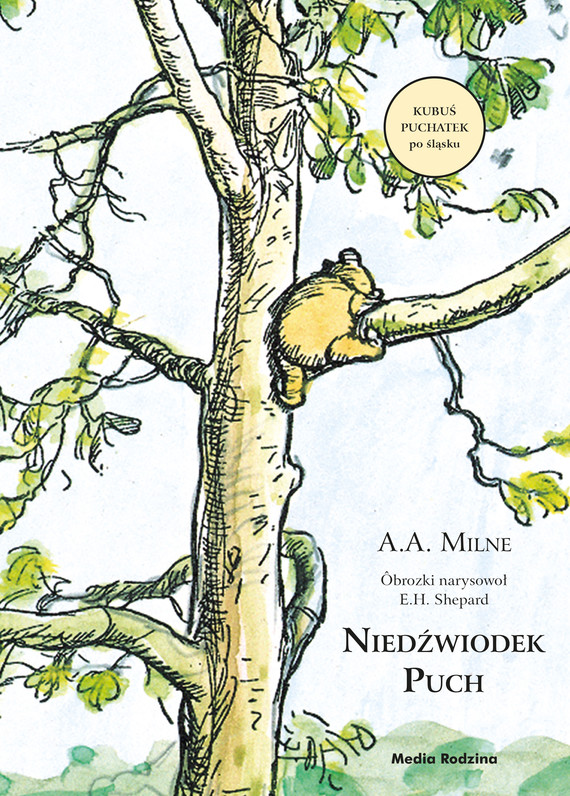 okładka Niedźwiodek Puchebook | epub, mobi | Alan Alexander Milne