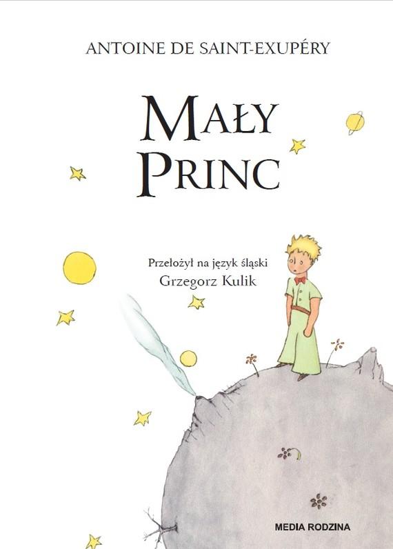 okładka Mały Princebook | epub, mobi | Antoine  de Saint-Exupery