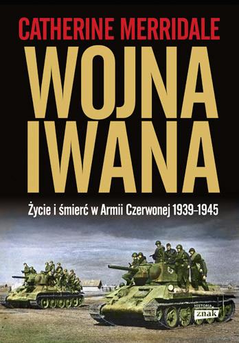 okładka Wojna Iwana, Książka | Merridale Catherine