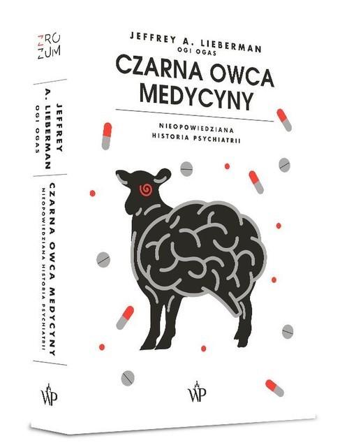 okładka Czarna owca medycyny. Nieopowiedziana historia psychiatriiksiążka |  |