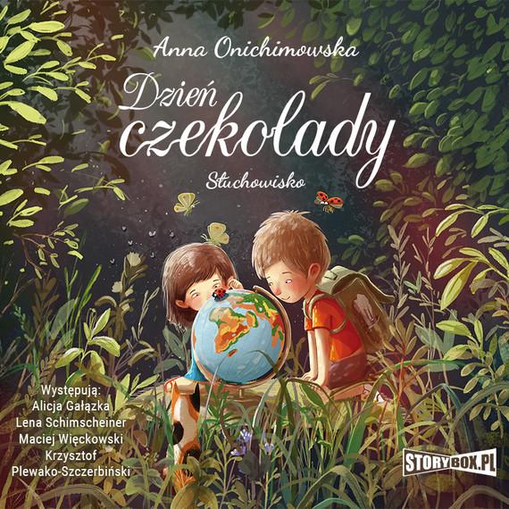 okładka Dzień Czekolady. Słuchowisko, Audiobook | Anna Onichimowska