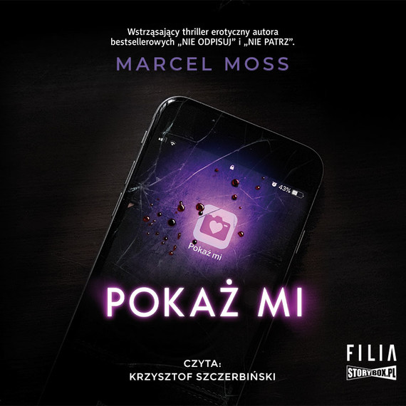 okładka Pokaż mi, Audiobook | Marcel Moss