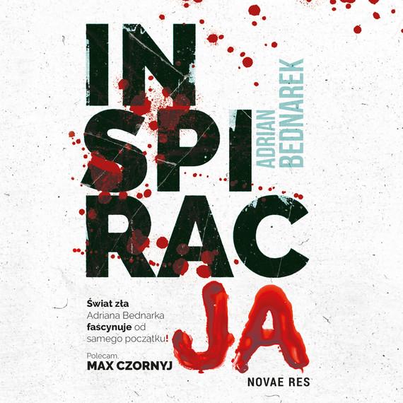 okładka Inspiracjaaudiobook | MP3 | Adrian  Bednarek