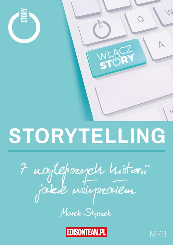 okładka Siedem najlepszych historii, jakie usłyszałem, Audiobook | Marek Stączek